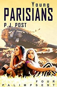 Young Parisians by P.J. Post