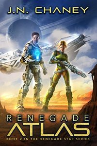 Renegade Atlas by J.N. Chaney