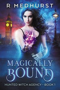 Magically Bound by Rachel Medhurst