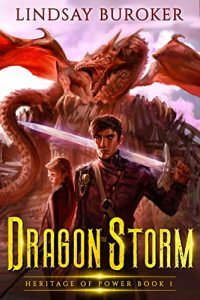 Dragon Storm by Lindsay Buroker
