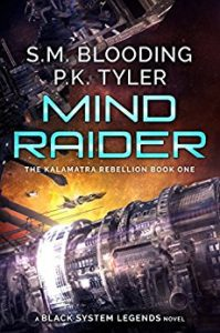 Mind Raider by S.M. Blooding and P.K. Tyler