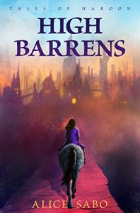 High Barrens by Alice Sabo