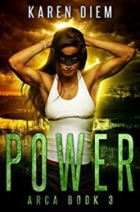 Power by Karen Diem