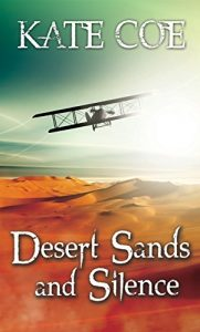 Desert Sands and Silence by Kate Coe