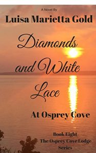 Diamonds and White Lace in Osprey Cove by Luisa Marietta Gold