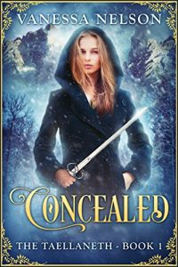 Concealed by Vanessa Nelson