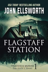 Flagstaff Station by John Ellsworth