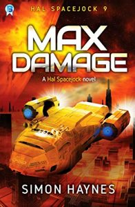 Max Damage by Simon Haynes