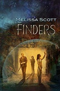 Finders by Melissa Scott