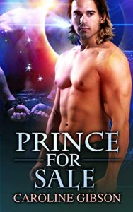 Prince for Sale by Caroline Gibson