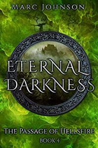 Eternal Darkness by Marc Johnson