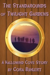 The Standarounds of Twilight Gardens by Cora Buhlert