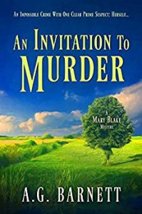 An Invitation to Murder by A.G. Barnett
