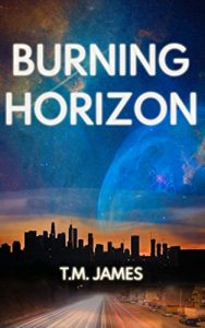 Burning Horizon by T.M. James