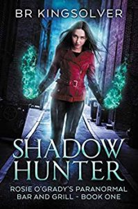 Shadow Hunter by B.R. Kingsolver