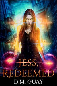 Jess, Redemed by D.M. Guay