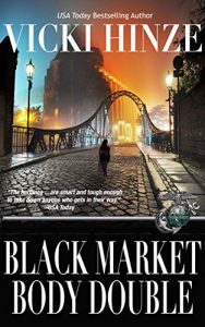 Black Market Body Double by Vicki Hinze