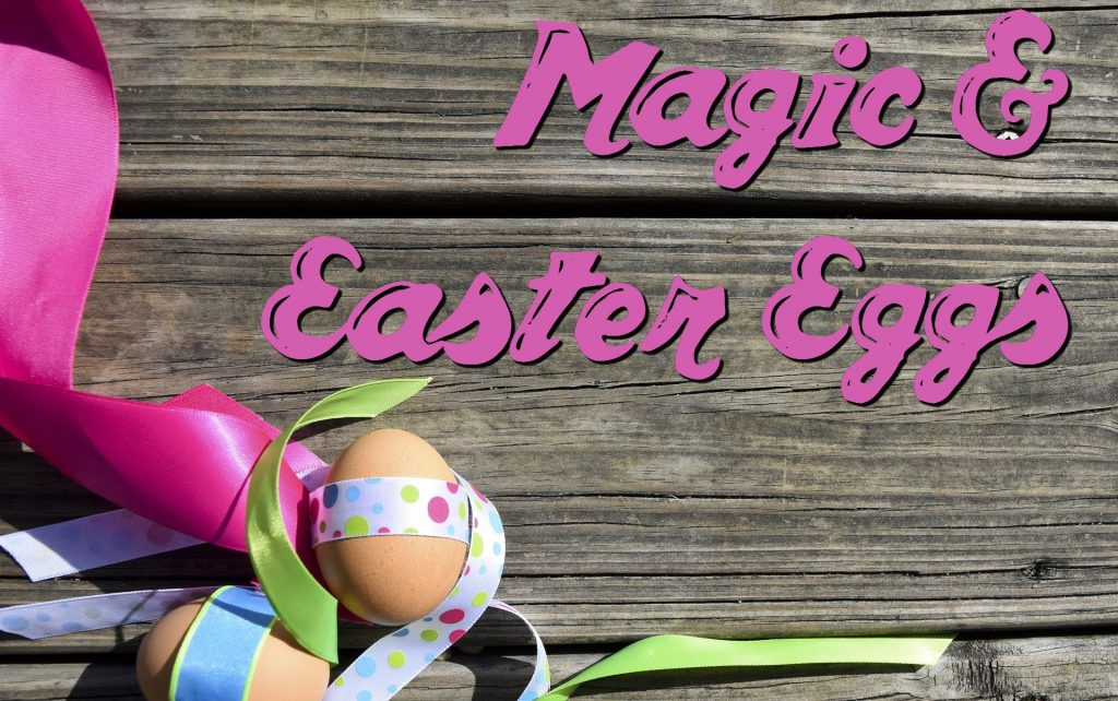 Magic and Easter Eggs banner