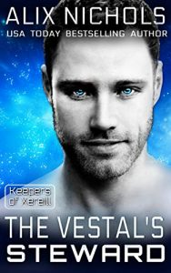 The Vestal's Steward by Alix Nichols