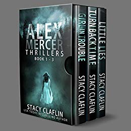 Alex Mercer Thrillers Boxset by Stacy Claflin