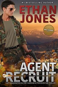 Agent Recruit by Ethan Jones