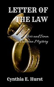 Letter of the Law by Cynthia E. Hurst