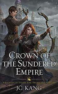 Crown of the Sundered Empire by J.C. Kang