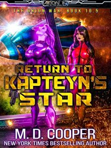 Return to Kapteyn's Star by M.D. Cooper
