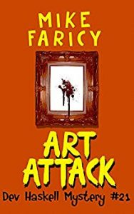 Art Attack by Mike Faricy