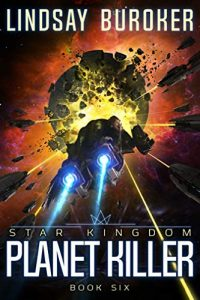 Planet Killer by Lindsay Buroker