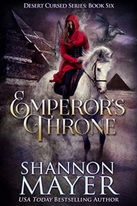 Emperor's Throne by Shannon Meyer