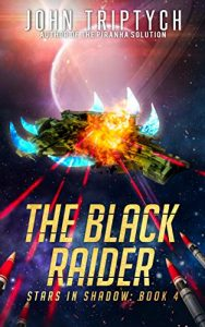 The Black Raider by John Triptych