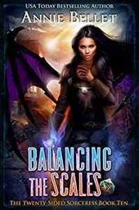 Balancing the Scales by Annie Bellet