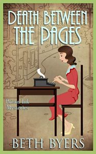 Death Between the Pages by Beth Byers