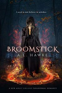 Broomstick by A.L. Hawke