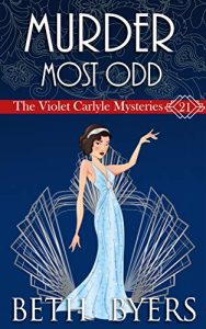 Murder Most Odd by Beth Byers
