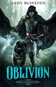 Oblivion by Andrew Blinston