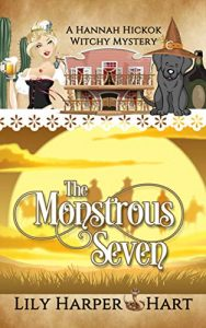 The Monstrous Seven by Lily Harper Hart