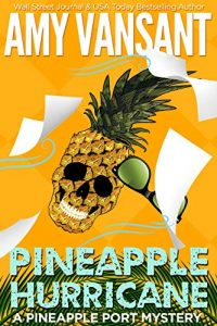 Pineapple Hurricane by Amy Vasant