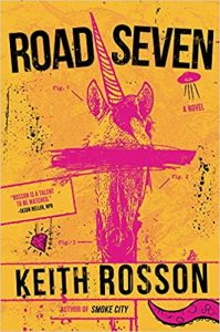 Road Seven by Keith Rosson