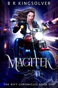 Magitak by B.R. Kingsolver