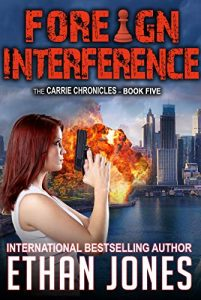 Foreign Interference by Ethan Jones