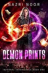 Demon Prints by Nazri Noor