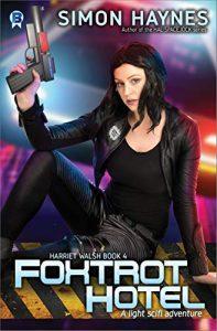 Foxtrot Hotel by Simon Hayne