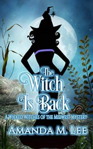 The Witch Is Back by Amanda M. Lee