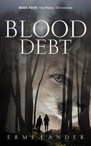 Blood Debt by Erme Lander