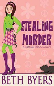 Stealing Murder byx Beth Byers