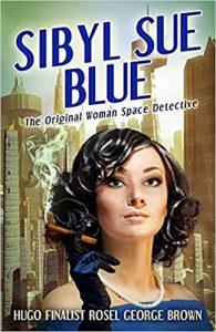 Sibyl Sue Blue by Rosel George Brown