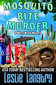 Mosquito Bite Murder by Leslie Langtry