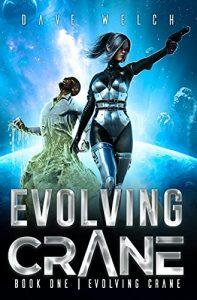 Evolving Crane by Dave Welch